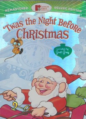 'Twas the Night Before Christmas, DVD   -