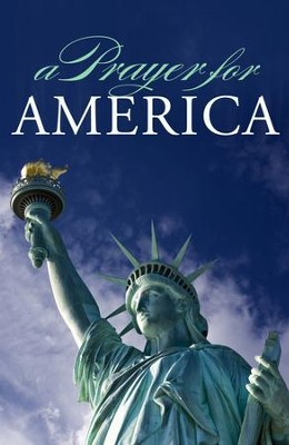 Prayer for America (KJV), Pack of 25 Tracts   -
