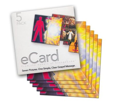 EvangeCards, pack of 5   -