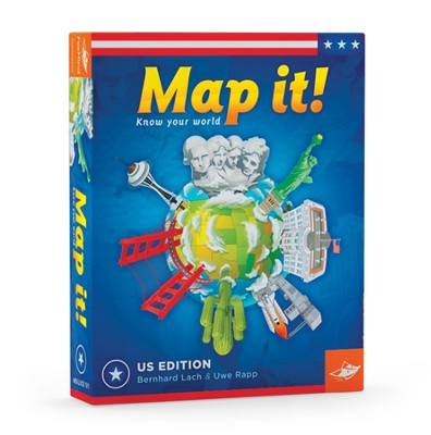 Map-It USA  -