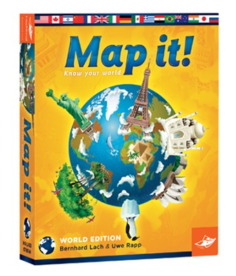 Map-It World  -