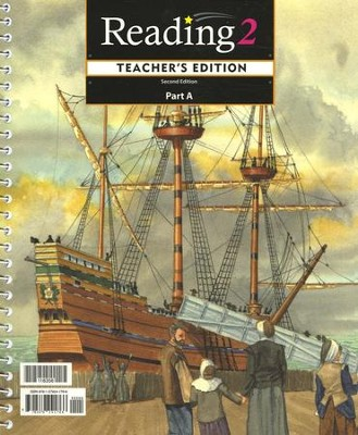 BJU Reading 2A & 2B Teacher's Edition, 2 Volumes Second Edition (Updated Cover)  -