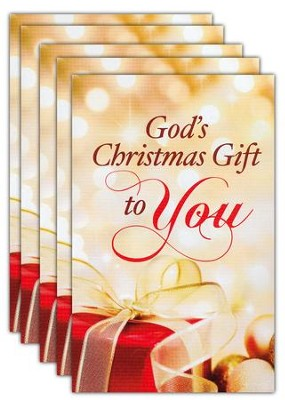 God's Christmas Gift to You, Pack of 25  -