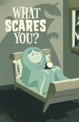 What Scares You? Pack of 25  -