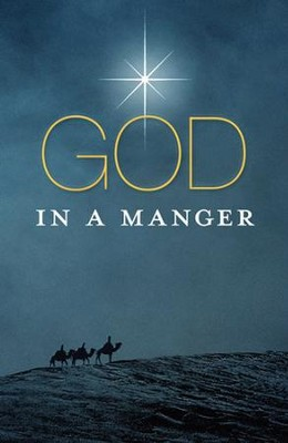 God in a Manger, Pack of 25  -
