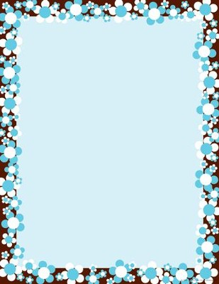 Hot to Dot Bloom Paper  -