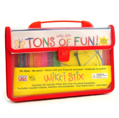 Wikki Stix Tons of Fun Pak  -