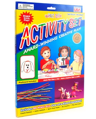 Wikki Stix Activity Set  -