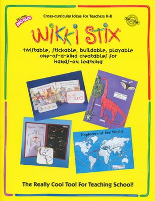 Wikki Stix Resource Manual  -