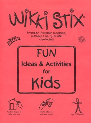 Wikki Stix Craft Booklet  -