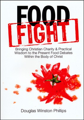 Food Fight DVD  -     By: Douglas Phillips