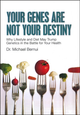 Your Genes Are Not Your Destiny DVD  -     By: Dr. Michael Bernui