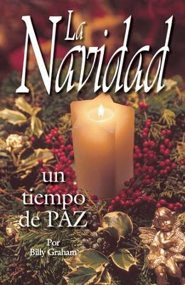 Christmas: A Time for Peace, 25 Tracts in Spanish (NVI)  -     By: Billy Graham