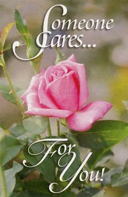 Someone Cares for You! (NIV), Pack of 25 Tracts   -