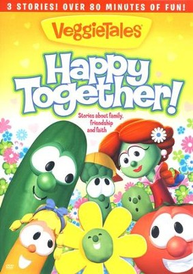 Happy Together! Stories About Family, Friendship, and Faith  -
