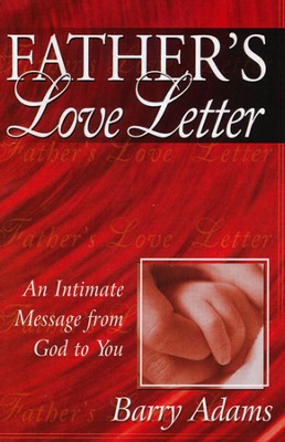 Father's Love Letter, 25 Tracts  -     By: Barry Adams