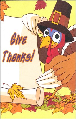 Give Thanks! 25 Tracts  -