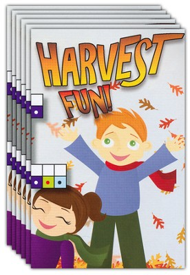 Harvest Fun, 25 Tracts  -