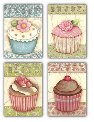 Sweet Celebrations, Box of 12 Assorted Birthday Cards  -