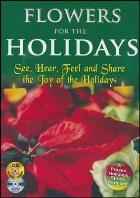 Flowers For The Holidays, DVD and CD  -     By: David & The High Spirit