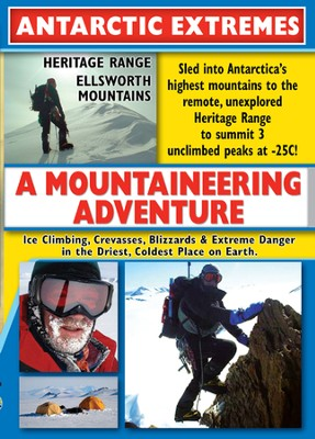 Antarctic Extremes: A Mountaineering Adventure DVD  -