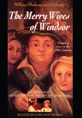 Shakespeare Series: Merry Wives Of Windsor DVD  -