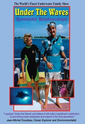 Under the Waves: Symbiotic Relationships DVD  -
