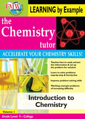 Introduction to Chemistry DVD  -