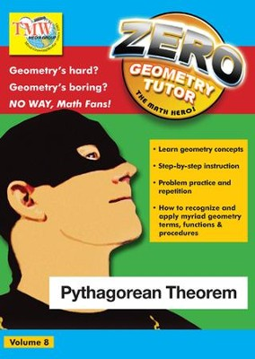 Pythagorean Theorem DVD  -