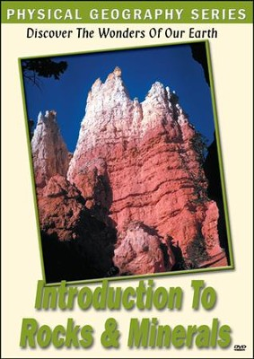 Physical Geography: Introduction To Rocks & Minerals DVD  -