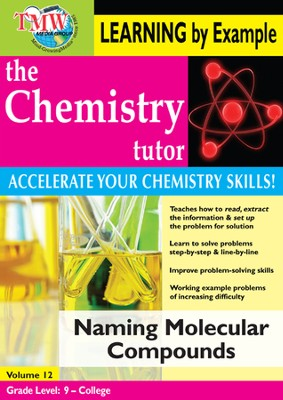 Naming Molecular Compounds DVD  -