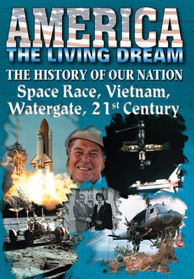 Space Race, Vietnam, Watergate, 21st Century DVD  -