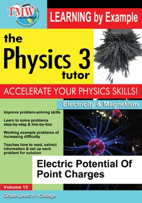 Electric Potential Of Point Charges DVD  -