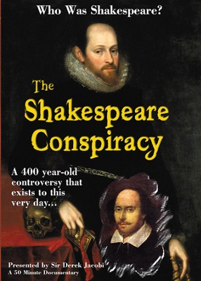 The Shakespeare Conspiracy DVD  -