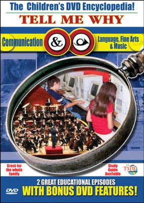 Tell Me Why: Language, Fine Arts Music/Communication DVD  -