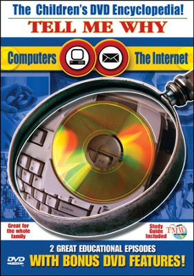 Tell Me Why: Computers & The Internet DVD  -