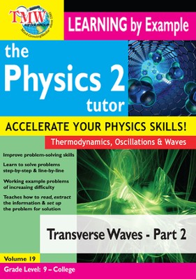 Transverse Waves - Part 2 DVD  -