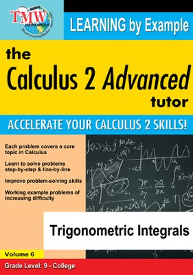 Trigonometric Integrals DVD  -