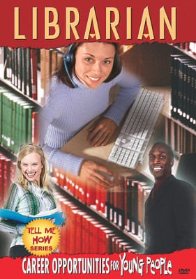 Tell Me How Career Series: Librarian DVD  -