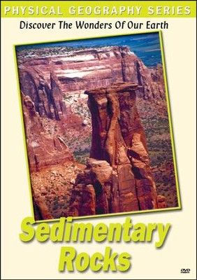 Physical Geography: Sedimentary Rocks & Their Formation DVD  -