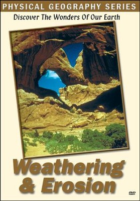 Physical Geography: Weathering & Erosion DVD  -