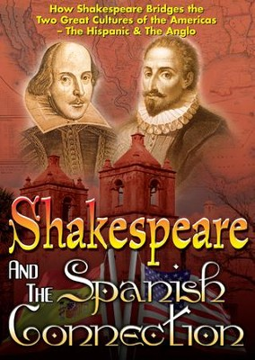 Shakespeare and The Spanish Connection DVD  -