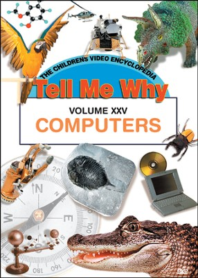Tell Me Why: Computers DVD  -