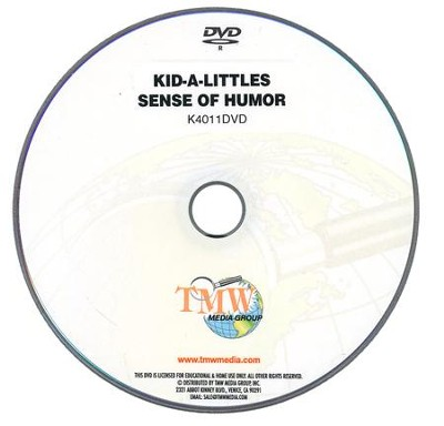 Kid-a-Littles: A Good Sense Of Humor DVD  -