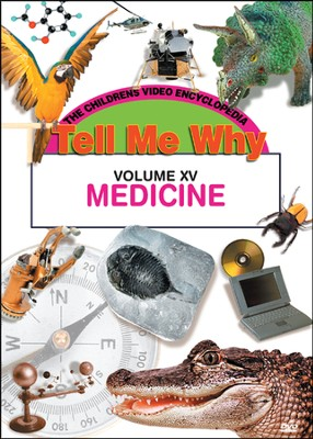 Tell Me Why: Medicine DVD  -