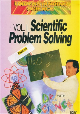 Understanding Science: Scientific Problem Solving DVD (Spanish Edition)  -
