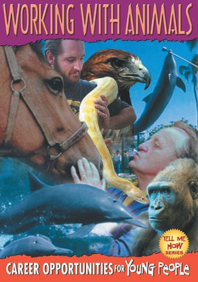 Tell Me How: Working With Animals DVD  -