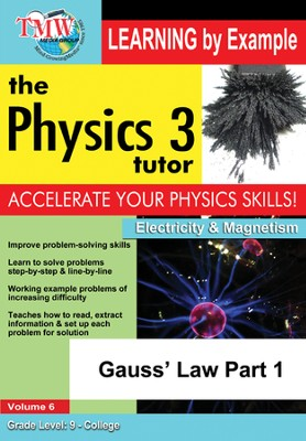 Gauss' Law Part 1 DVD  -