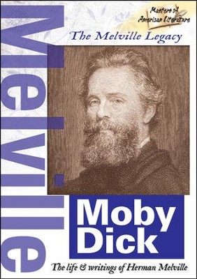 The Melville Legacy - Moby Dick DVD  -