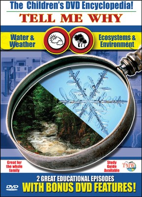 Tell Me Why: Water & Weather/Ecosystems & Environment DVD  -